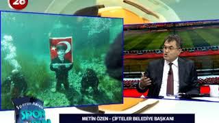 Spor Yorum | Çifteler Belediye Başkanı Metin Özen