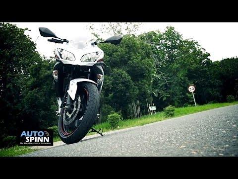 รีวิว 2013 Kawasaki Ninja300 ABS ขี่ทดสอบ