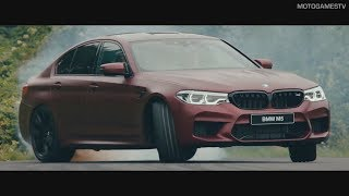 Need for Speed Payback - 2018 BMW M5 Announcement