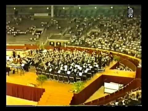 Certamen Valencia 1994   CIM La Armonica de Buñol   Consagracion de la Primavera   II   I Stravinsky