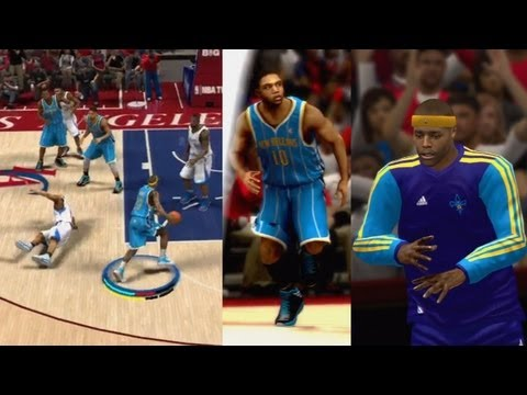 NBA 2K13 My Career - Gordon Playing Like Jordan!