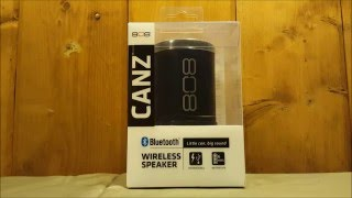 download lagu 808 Canz Bluetooth Speaker Unboxing And Review. gratis