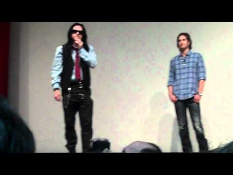 Tommy Wiseau Q&A at University of Tennessee