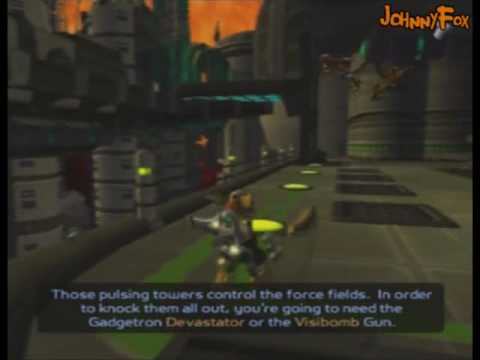 Ratchet & Clank -30- Gemlik Base, Oltanis Orbit [1/3]