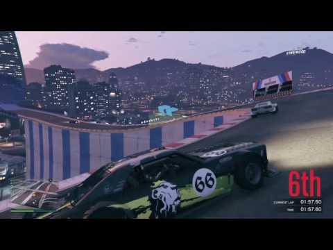 Gta V Stunt Race