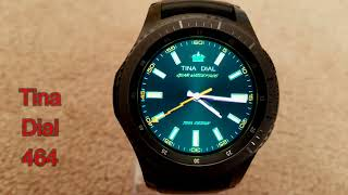 TOP FREE Must See & Must Download Samsung Gear S3/Gear Sport Watch Faces! - Jibber Jab Reviews!