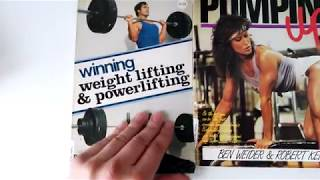 Pumping Up with Rachel McLish! Winning Weightlifting with Franco Columbu! What's in the mail?