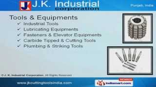 Lubrication Equipment by J. K. Industrial Corporation Ludhiana