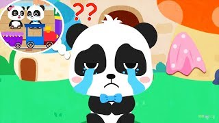 Baby Panda's Family And Friends - Children Learn To Become a Polite Boy - Educational Kids Games