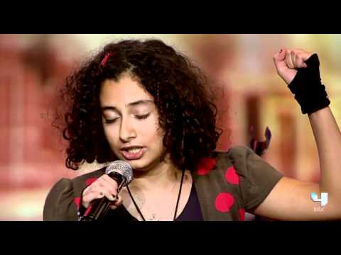 Arabs Got Talent - S2 - Ep1 - دالية شيح
