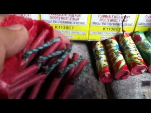 mis cohetes para navidad