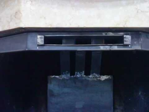 ΠΑΤΕΝΤΑ ΤΖΑΚΙ (diy fireplace heater)