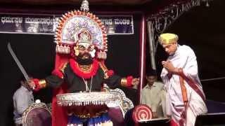 Yakshagana -- Shri Dharmasthala Kshetra Mahatme - Mangalam