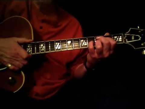 Tal Farlow Jazz Lick - Guitar Lesson by Mark Stefani