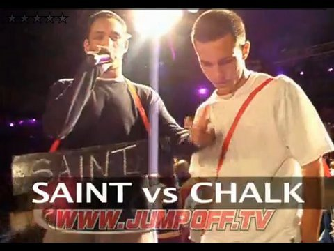 Pretty Ricky Judge Saint vs Chalk Grudge Match (The Jump Off 77)