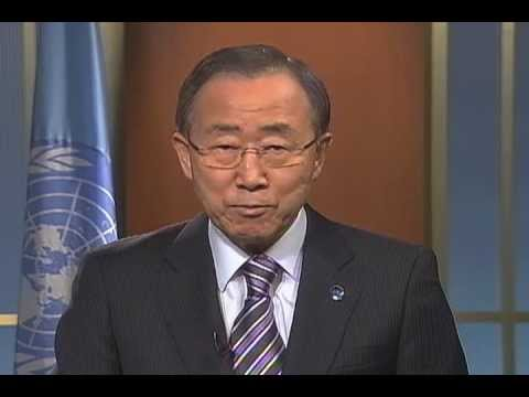 2013 Holocaust Remembrance Day Message of UN Secretary-General Ban Ki-moon