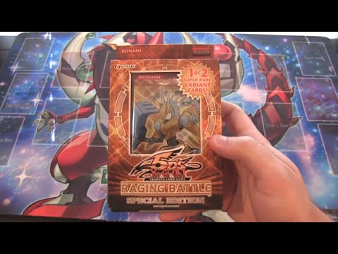 Yugioh 5d's Raging Battle Special Edition Opening video