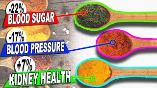 [Kidney Health] These 7 Spices Will Lower Your Creatinine Levels Naturally