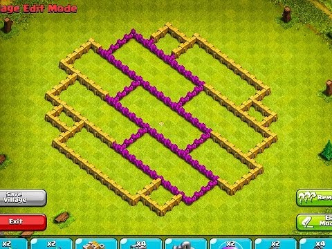 BEST 5 Town Hall 7 Farming Bases - Clash Of Clans