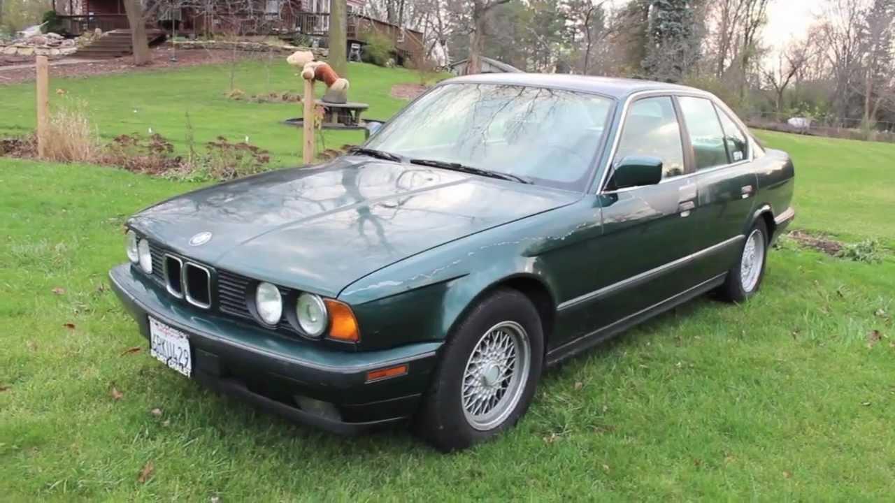 1990 Bmw E34 535i For Sale No Rust Youtube