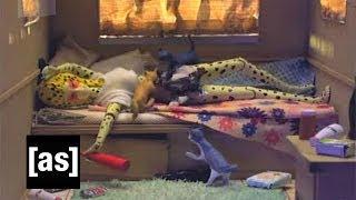 Playthings of Yesteryear   Robot Chicken   Adult Swim