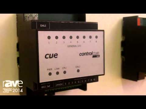 ISE 2014: Cue Presents ControlCue Controller Line