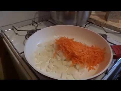 Простой рецепт грибного супа. Суп из свежих грибов.