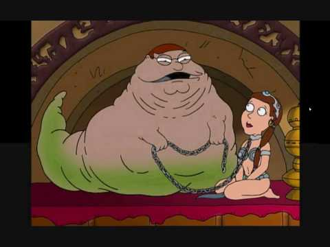 Family Guy - Wookie Nipple Pinchy