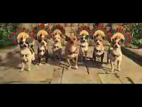 Beverly Hills Chihuahua is listed (or ranked) 26 on the list The Best Salma Hayek Movies