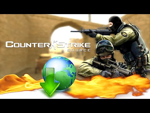 ☢DESCARGAR Counter Strike Source 1 link jugar online tutorial