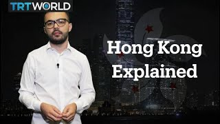 Hong Kong Explained