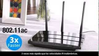 TP LINK AC1750 Wireless Dual Band Gigabit Router Archer C7 | Sub Español