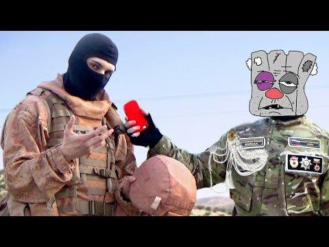 Злой Обзор 6Б52 Ратник для Сирии!