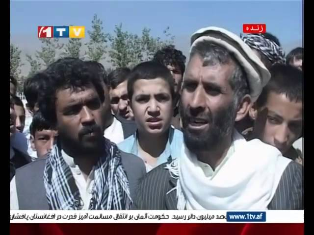 1TV Afghanistan Pashto News 06.09.2014 ???? ??????