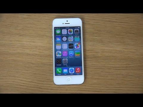 iPhone 5 iOS 8 Beta 5 - Review (4K)
