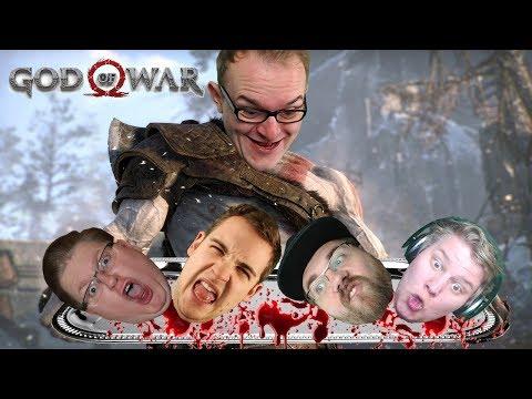 Jay schlachtet weiter! God of War Livestream