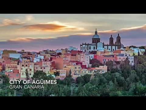 The Old Town Of Agüimes - Gran Canaria