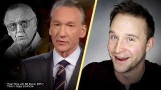 Left turn on Bill Maher for mocking comics after Stan Lee's death | Ben Davies