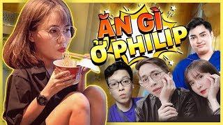 Misthy ăn gì ở Philippine? Gặp toàn người nổi tiếng! || THY ƠI MÀY ĐI ĐÂU ĐẤY ???