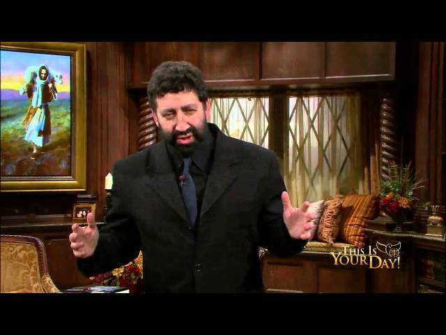 The Harbinger by Jonathan Cahn on The Benny Hinn Show