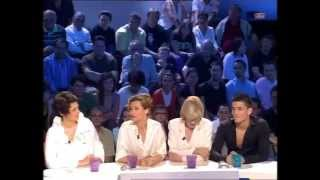 Chantal Ladesou, Sonia Dubois, Edouard Collin - On n'est pas couché 12 mai 2007 #ONPC