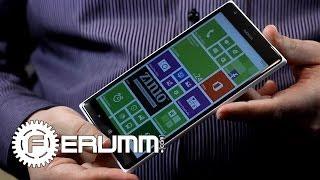 Nokia Lumia 1520 видеообзор. Подробный обзор смартфона Nokia Lumia 1520 от FERUMM.COM