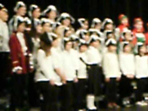 """A Pirates Christmas"" Gig Harbor Academy at Gig Harbor H.S.  Numma 2 - 12/16/2012"