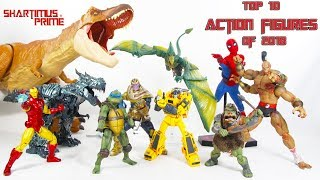 ShartimusPrime's Top 10 Action Figures of 2018