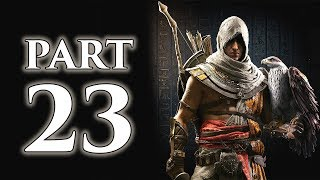 """Assassin's Creed Origins - Let's Play - Part 23 - """"Aya: Blade Of The Goddess, Battle Of The Nile"""""""