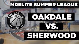 Oakdale vs. Sherwood High School Basketball