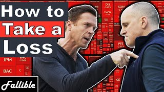 How To Take A Loss With Dollar Bill & Bobby Axelrod | Billions Season 4