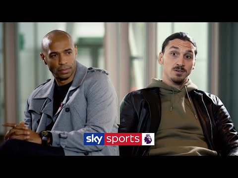 I came back to win the Premier League! | Thierry Henry meets Zlatan Ibrahimovic