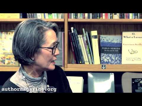 Ruth Ozeki Interview, Part 2.