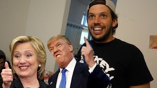 Who are we voting for? w/ Heath Hussar and Toddy Smith